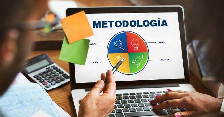 Metodología de capacitación con respaldo