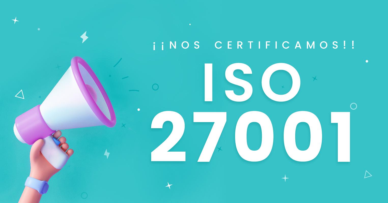Nivelat tiene la certificación ISO 27001